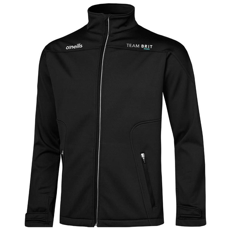 Image team brit decade softshell jacket