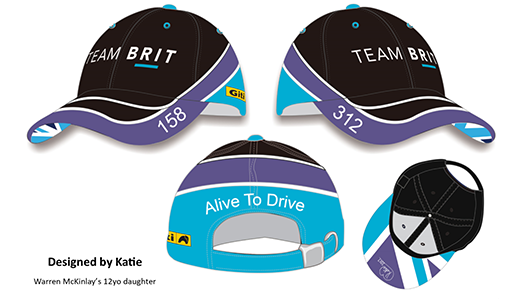 Image team brit cap